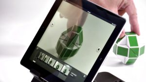 create stop-motion animations on the ipad
