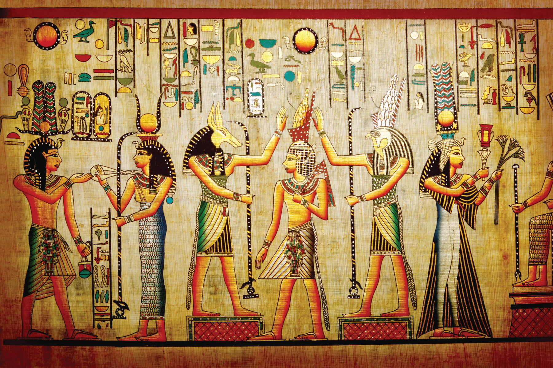 ancient egypt artwork printable