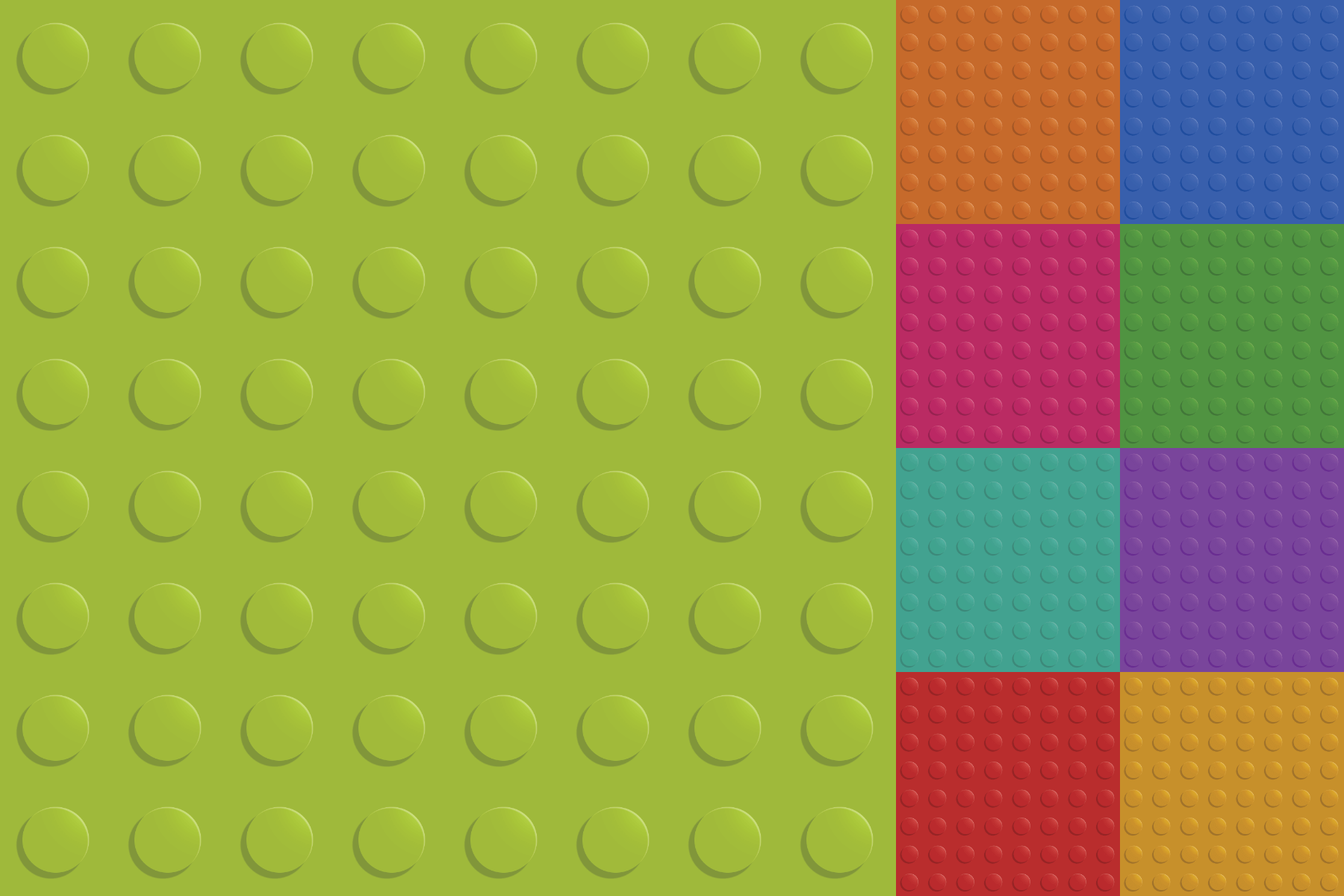 printable lego background pattern