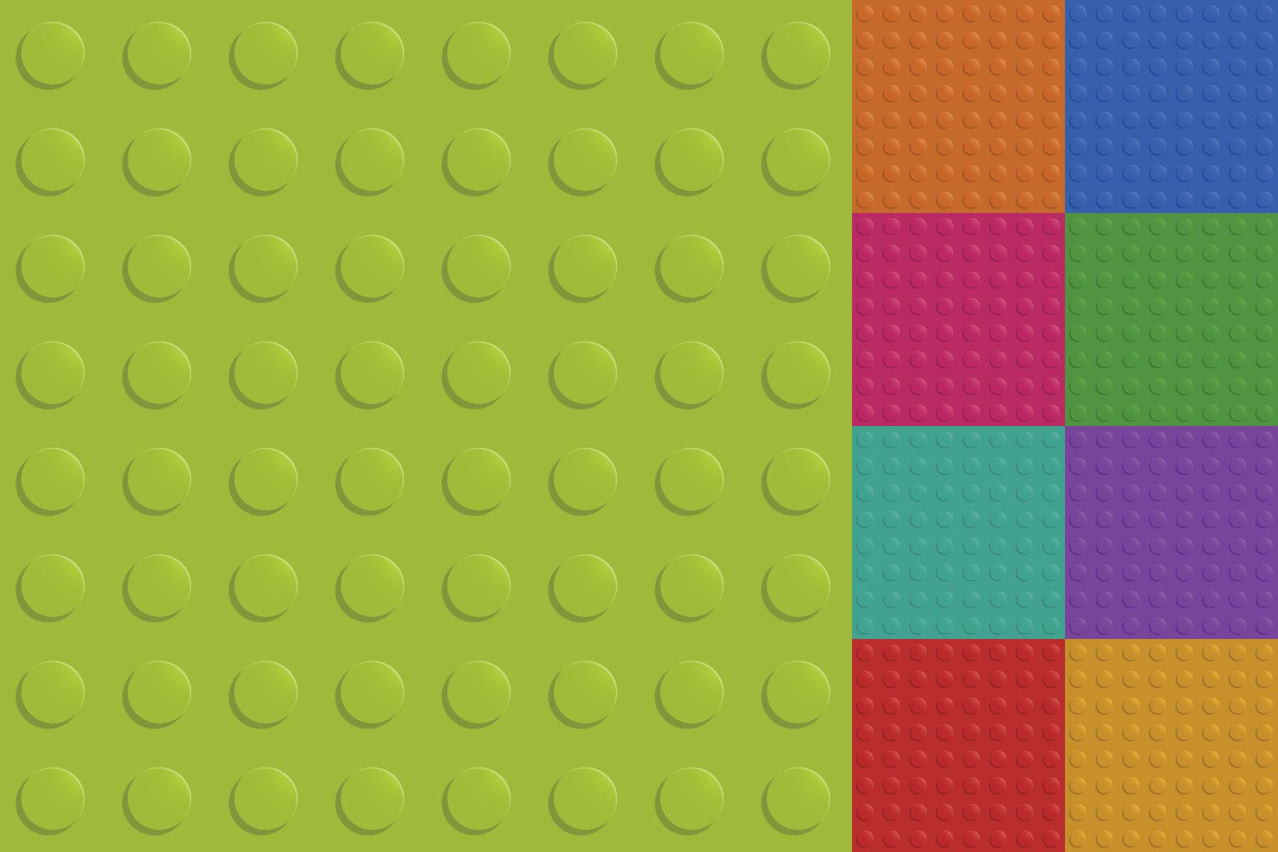 printable lego background pattern