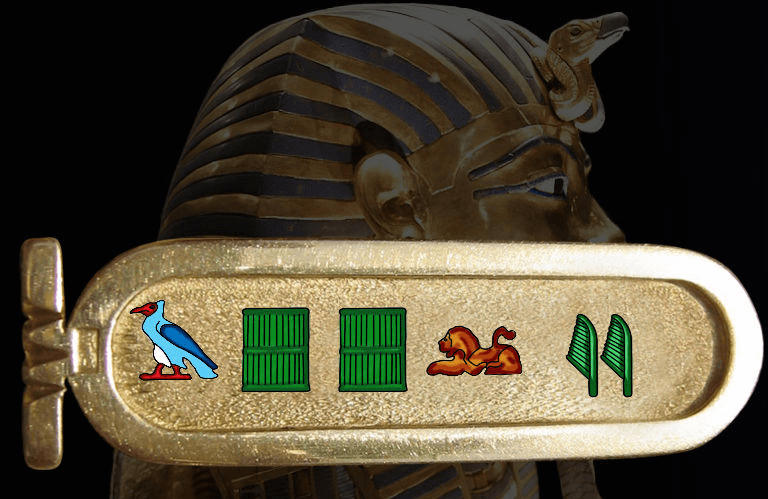 ancient egypt hieroglyphics app write your name