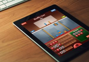 cargobot ipad app program robot