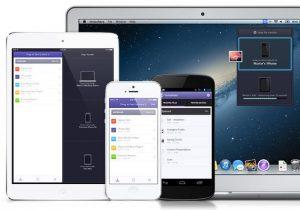 instashare file transfer android ios mac pc windows