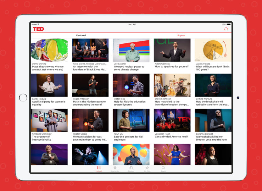 educational videos ted talks