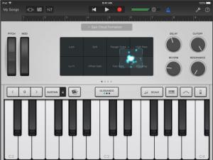ipad band music apps