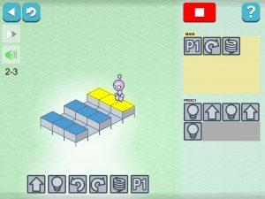 programming app for ipad lightbot