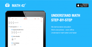 math 42 smart calculator app android ios