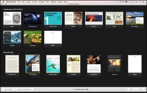 ibooks author gallery