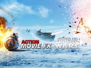 create star wars special effects using your smartphone