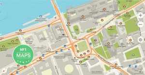 free offline map for ios and android