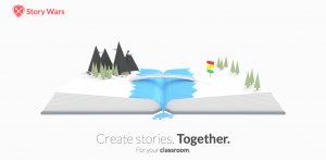 collaborative story writing classroom schools