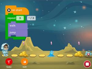 coding app for children tynker ipad android